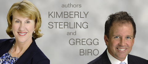 Kimberly Sterling and Gregg Biro